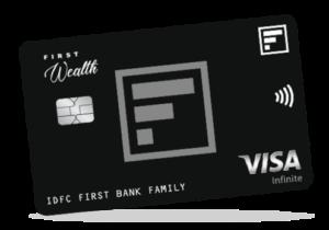 IDFC FIRST Wealth Credit Card