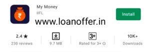 My Money Loan App